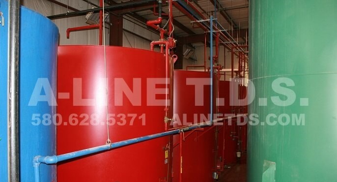 PCD Disposal Tanks